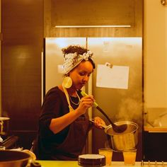 The Somali and Swahili Supper Club That's Headed to London