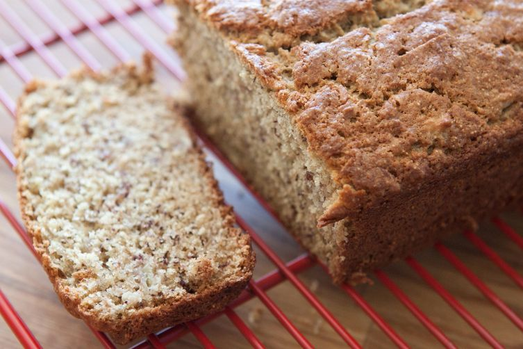 Maple Bourbon Banana Bread Recipe on Food52