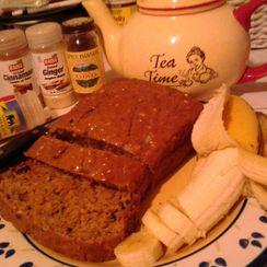 Old-Fashioned Banana Spice Bread