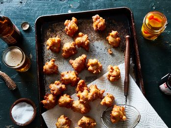 Make These Clam Cakes for the Fastest, Tastiest Way to Rhode Island