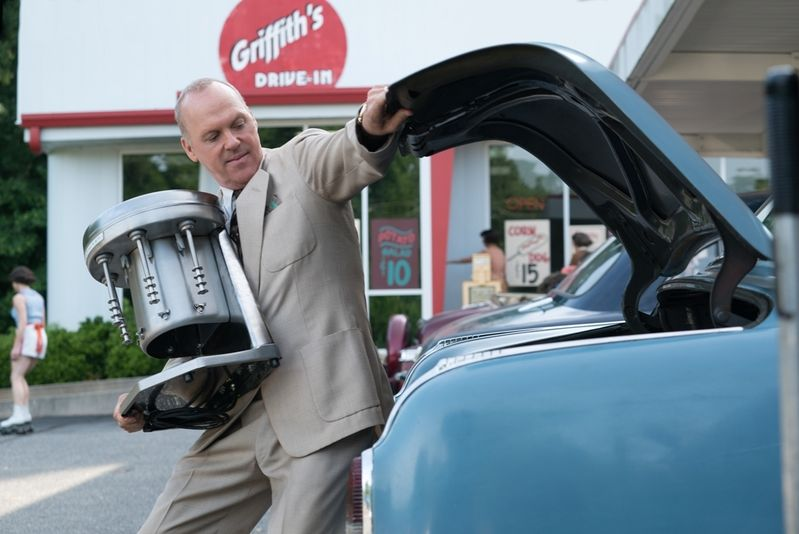 Michael Keaton in 'The Founder'.