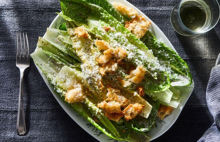 Your New Favorite Caesar Salad, Thanks to One Secret Ingredient