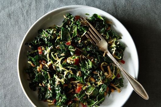 18 Mighty Green Dishes to Brighten Up The Holidays