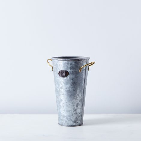 Metal Flower Bucket