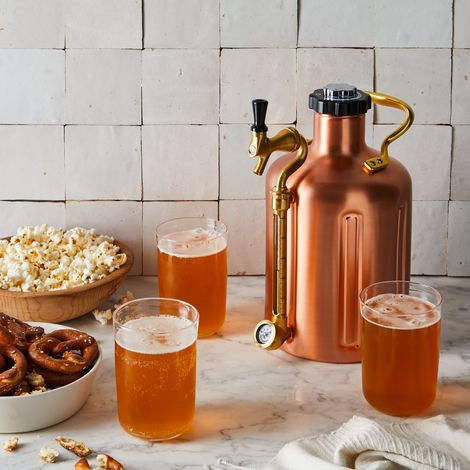 Keep-It-Carbonated Growler