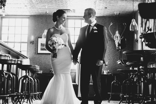 Our No-Nonsense VP of Marketing on How to Find a Wedding Dress