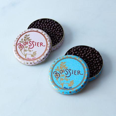 Dark Chocolate Pearls