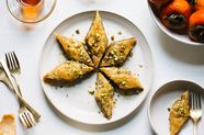 Orange Flower-Scented Baklava
