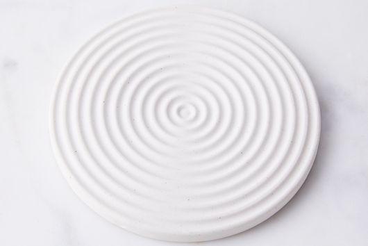 Slab Porcelain Trivet & Coasters