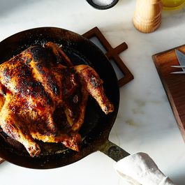 One Step to a Better Roast Chicken