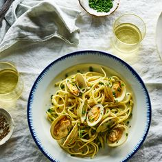 A Creamy, Carbonara-ish Clam Pasta (That's Just As Good Without Clams)