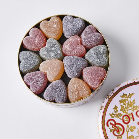 Parisian Gummy Hearts