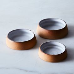 Handthrown Ramekins (Set of 3)