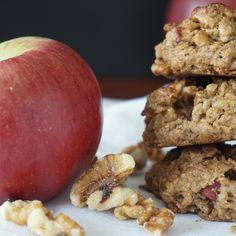 Apple Walnut Oaties