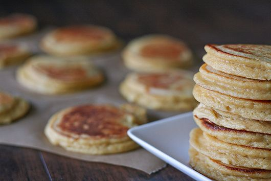 Banana Pancakes ( Gluten-free)