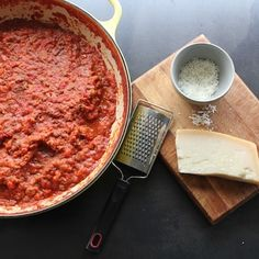 Simple Bolognese Sauce