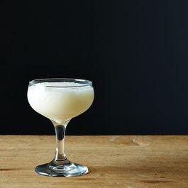 Joaquín Simó's Pearls Before Swine (A Yogurt Cocktail)
