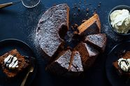 A Double-Chocolate Cake That's Also Light As Air