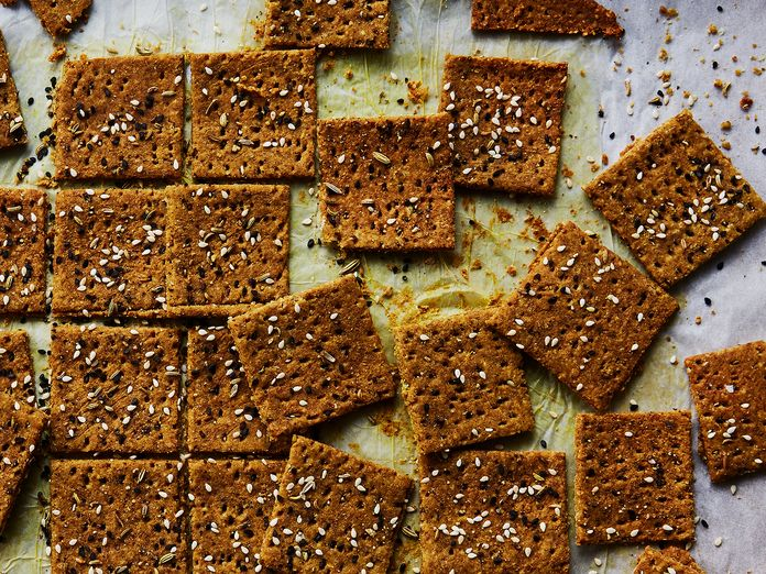 A Gluten-Free Cracker With a Few Tricks (and a Banana) Up Its Sleeve