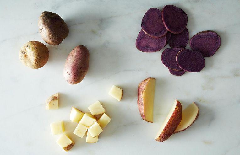 Community Picks Recipe Testing -- Potatoes 2.0