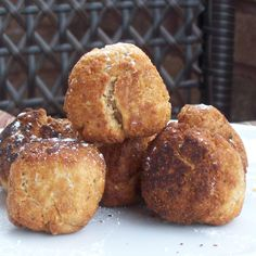 Whole Wheat Jelly Doughnuts (Sufganiyot)