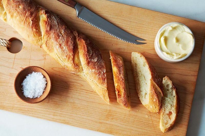 Bread is IN.