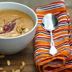 PB & J Pumpkin Soup