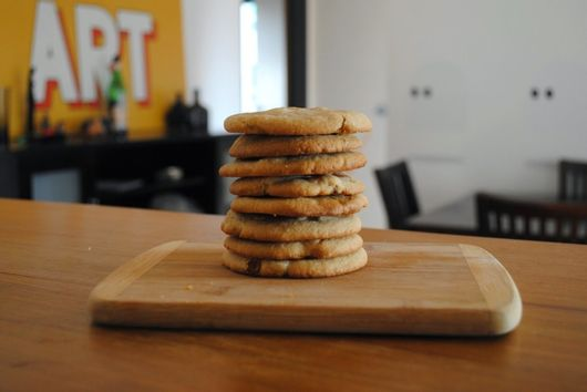 Dried Apricot and White Chocolate Cookies