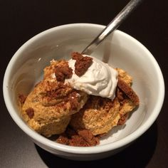Don Main's Pumpkin Mousse - A New Thanksgiving Tradition