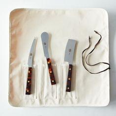 Berti Cheese Knives (Set of 3)