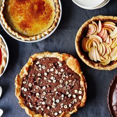 Your Favorite Desserts Get The Pie Treatment