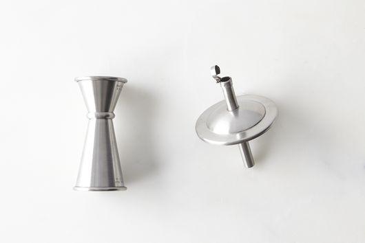 Mason Jar Tap & Jigger