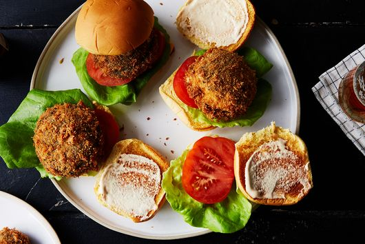 A Bold Veggie Burger With a Cult Following & A Hidden Secret