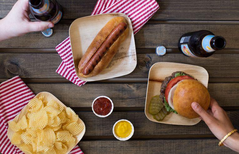 DIY Hamburger and Hot Dog Buns