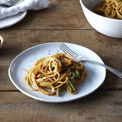 Tahini Noodles