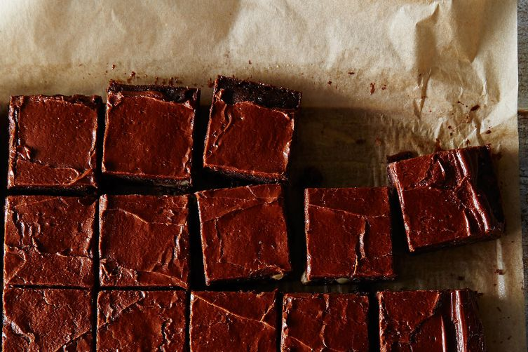 Magic Espresso Brownies
