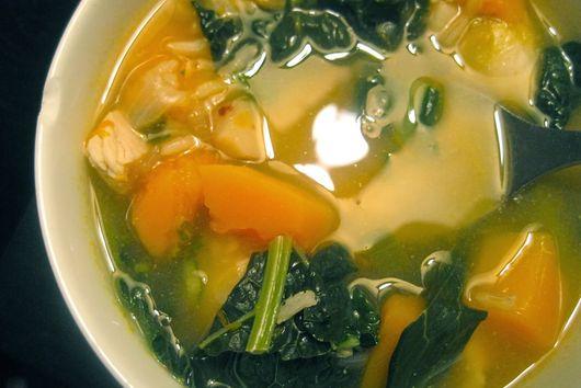 Polar Vortex Soup