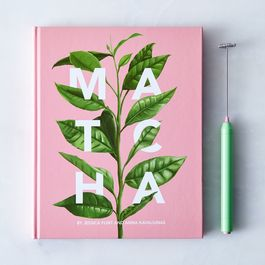 Matcha Guide Book & Whisk