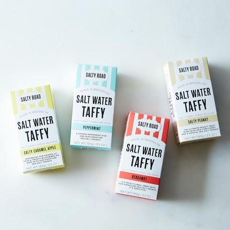 Salt Water Taffy (Pack of 4)