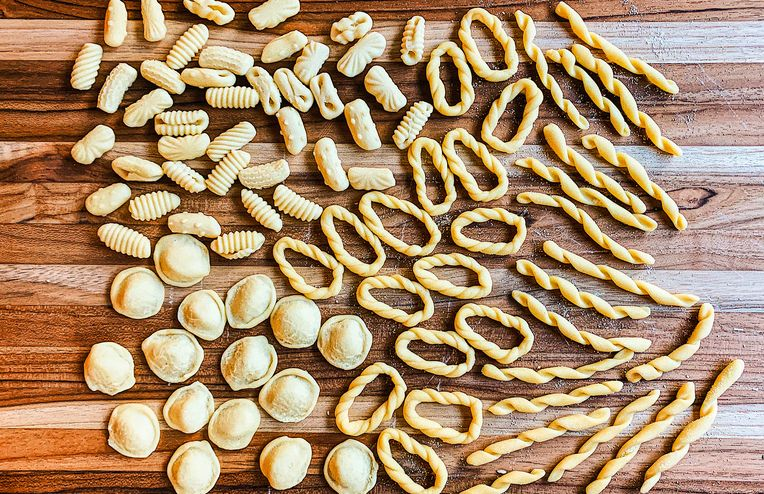 Wait, You Can Make Fresh Pasta With a...Cheese Grater?
