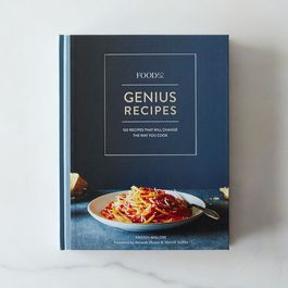 Genius Recipes, Signed Copy