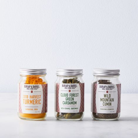 Single Origin Rice & Grain Seasoning Spices (Set of 3)