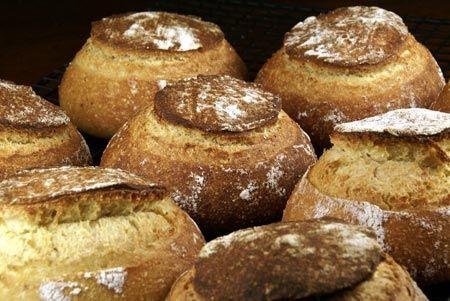 Sourdough Bread Bowls