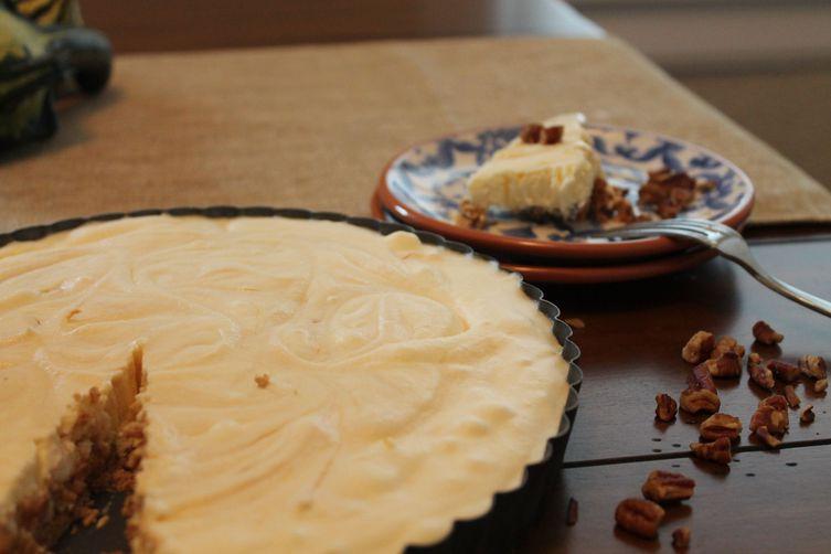 Pecan Pie Semifreddo