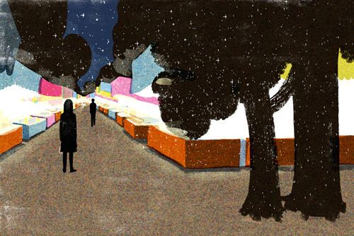 Memories of Festivals by Tatsuro Kiuchi