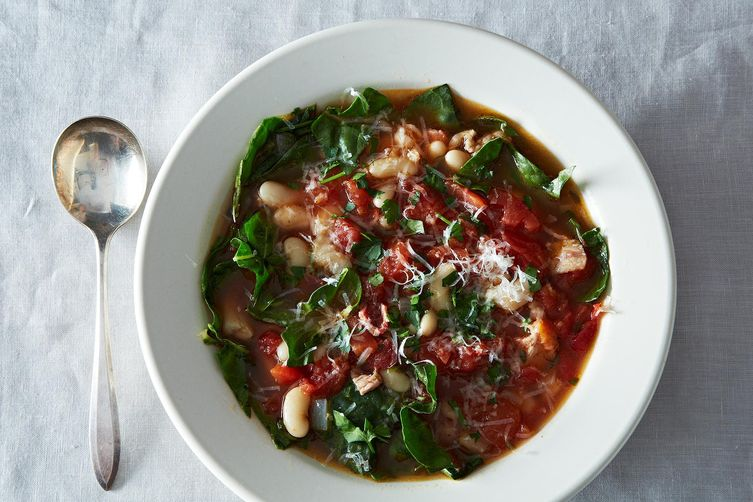 Italian-Texan White Bean Stew Recipe on Food52