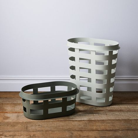 Danish Laundry Basket