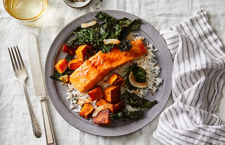 The Crispy, Coconutty Salmon Dish That Turned Me Into a Salmon Person