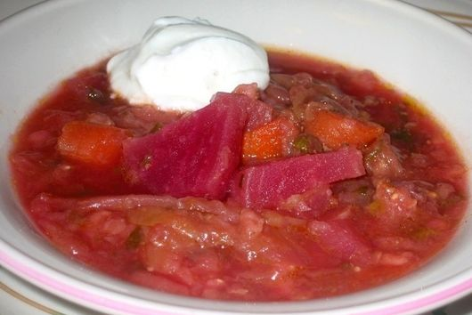 Borscht - Ultimate Root Garden Goodness