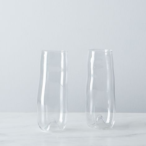 Malfatti Prosecco Glasses (Set of 2)